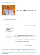 ¿Qué dicen rotarios, masones y sionistas al Papa? papa francisco socio honorario rotary