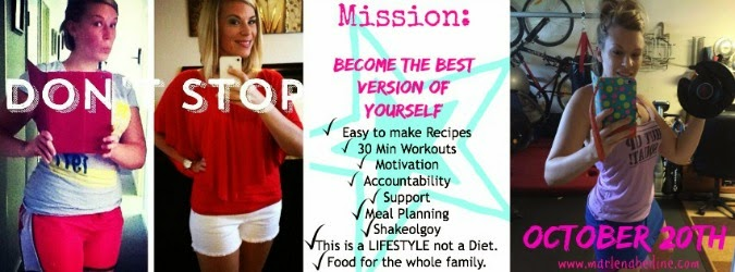 be the best version of yourself, transformation, weightloss, challenge group,