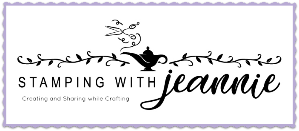 Stamping with Jeannie