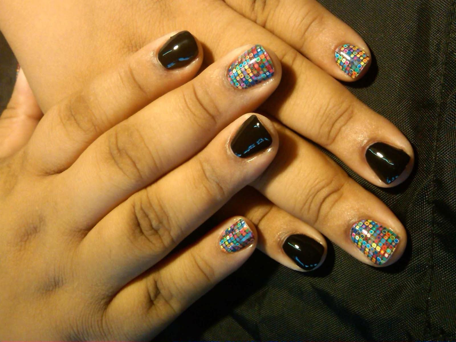 Nail ru дизайн ногте