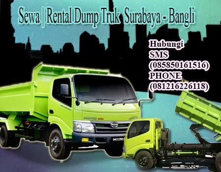 Rental Dump Truk  Surabaya - Bangli