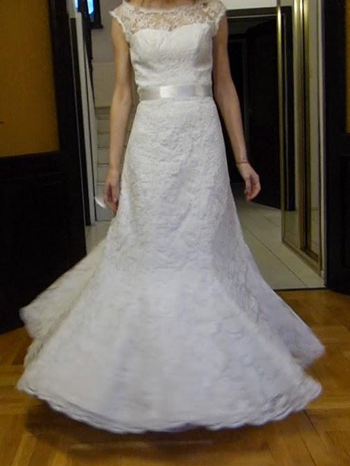Jak uszyłam swoją suknię ślubną
