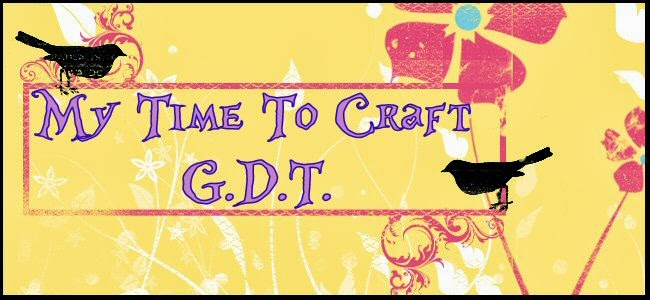 My Time To Craft Guest Designer