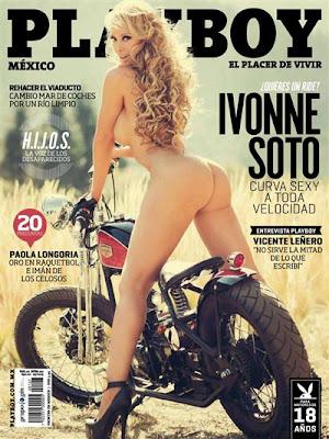 Ivonne Soto Mayo 2013 [Playboy Mexico]
