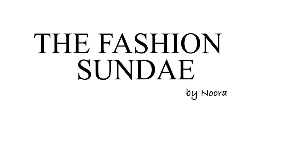 THE FASHION SUNDAE