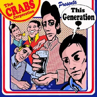 THE CRABS CORPORATION - This Generation (EP - 2008)