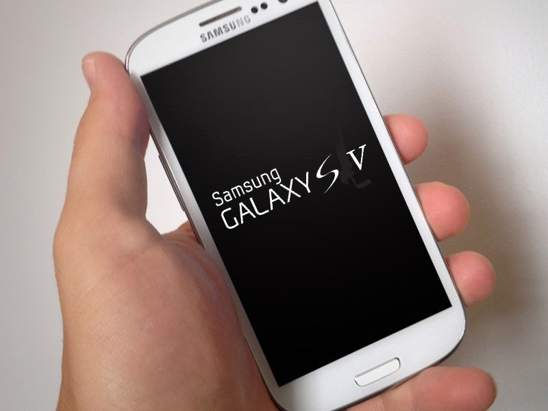 Smartphone Samsung Galaxy S5 Launch in 2014