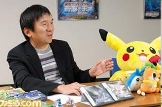satoshi tajiri Satoshi tajiri, the creater of pokemon tajiri had just finished work on the  new series of pokémon games for nintendo's game boy, to be released in japan .