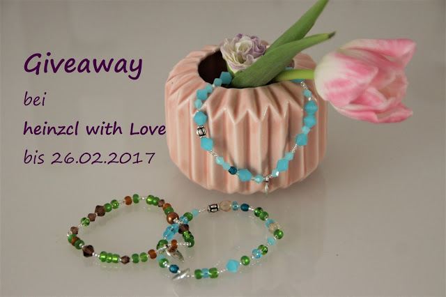 Giveaway bei Claudia