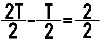 Equação do primeiro Grau Tijolo terceiro passo