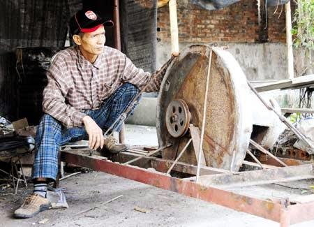Nguyên liệu rác pallet và mô hình sản xuất  điện của nông dân thái thụy, thái bình