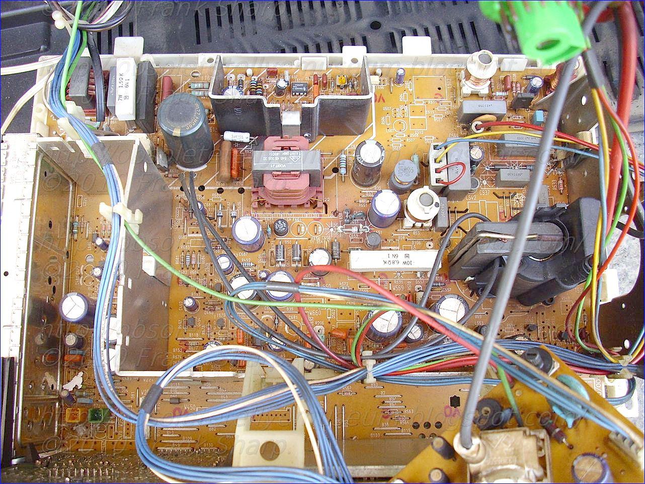 Art Line Level Converter : Obsolete technology tellye !: loewe ct1170 art.no 57410l chassis