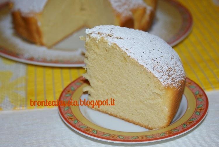 Ricetta torta con latte bimby
