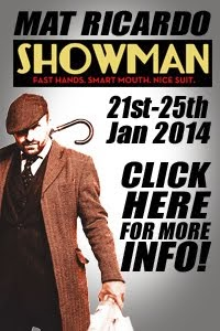 Showman in London!