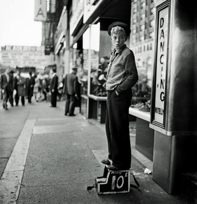 nuncalosabre.Black and White Photography by Stanley Kubrick