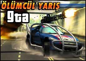 Ölümcül Yarış GTA Oyunu
