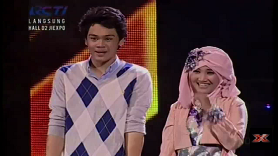 Video Fatin Shidqia feat Mikha Angelo Lagu Good Time | Result Show X Factor Indonesia 24 Mei 2013
