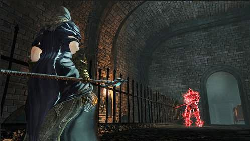 Gameplay Dark Souls II Black Armor Edition