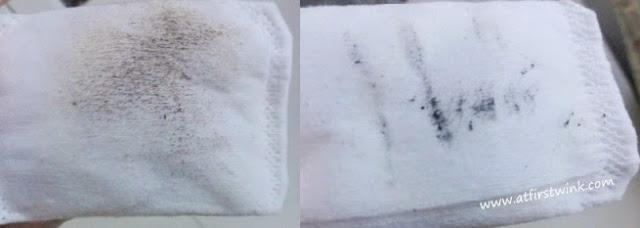 Heroine make mascara remover vs. Etude House Mascara cleaner