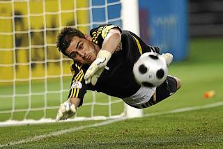 Iker Casillas: El hombre de los récords en España