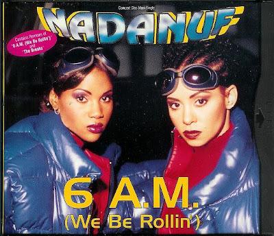Nadanuf – 6 A.M. (We Be Rollin') (CDS) (1998) (320 kbps)