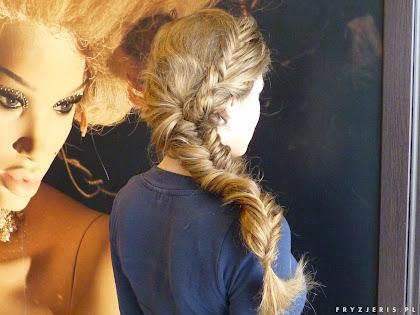 fryzura ślubna 8