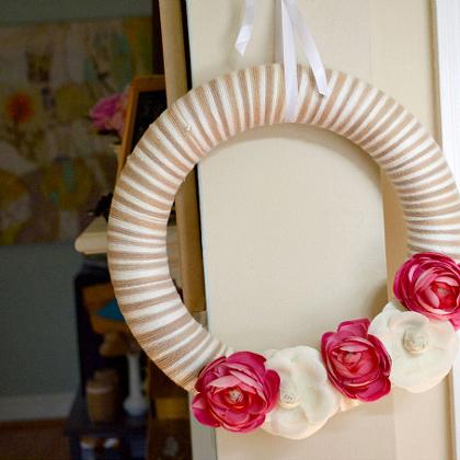 How To Make Wreath