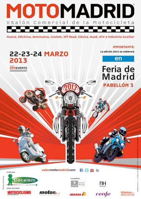 EN MADRID - Salón Comercial de la Motocicleta 1