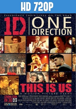 One Direction This Is Us BRRip HD 720p Subtitulado 2013