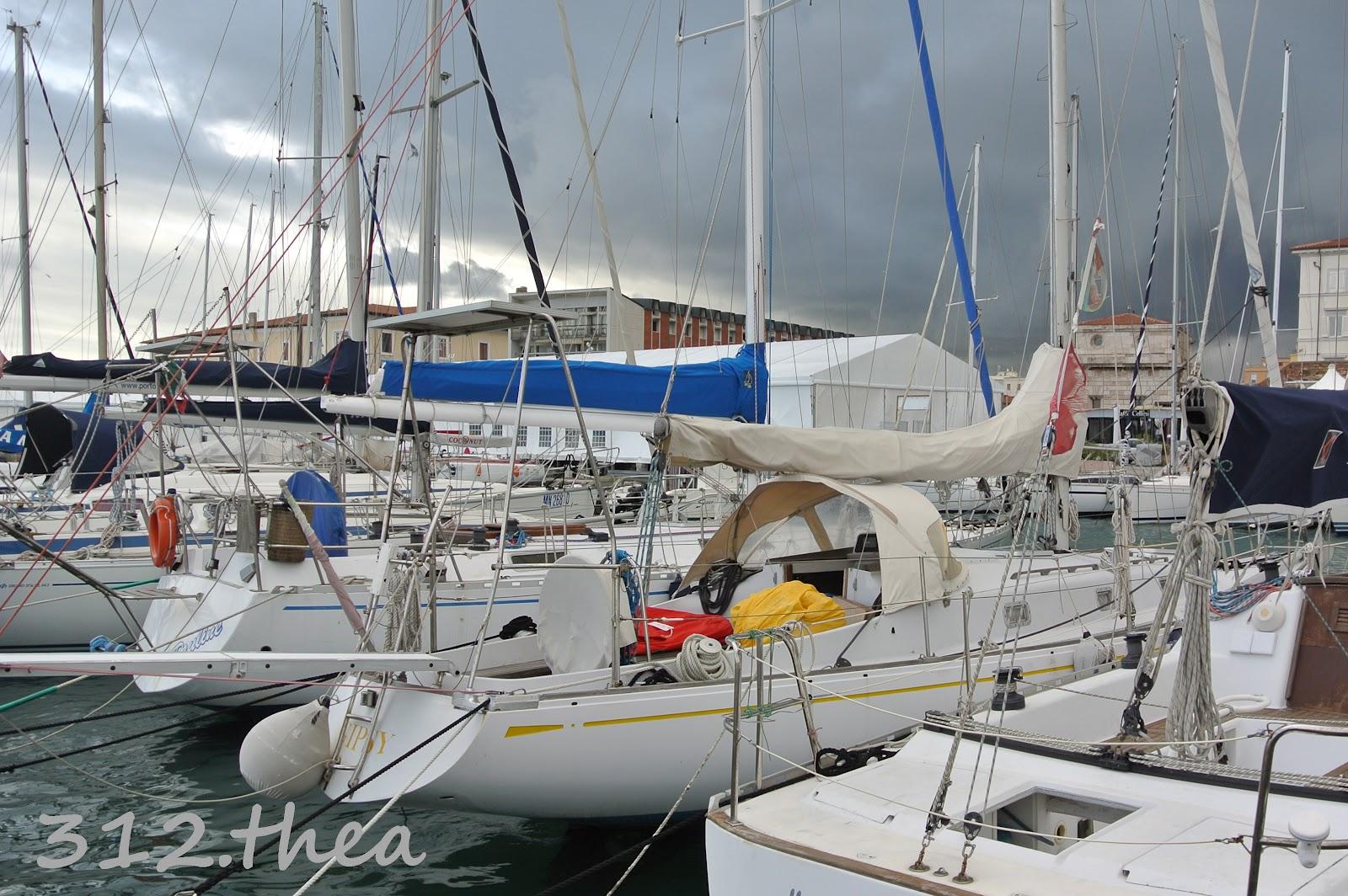 Pannello Solare In Barca : Thea pannello solare alpa