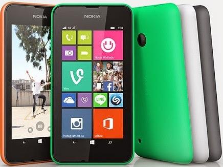 Kelebihan dan kekurangan Nokia Lumia 530 Dual SIM