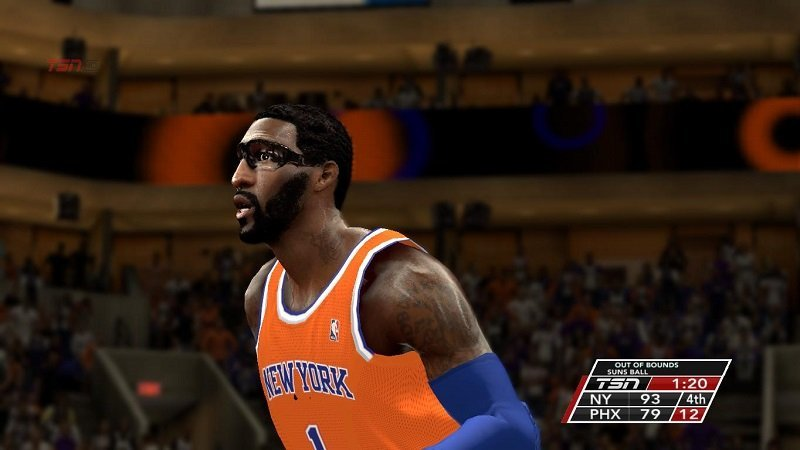 Amare Stoudemire Facial Hair