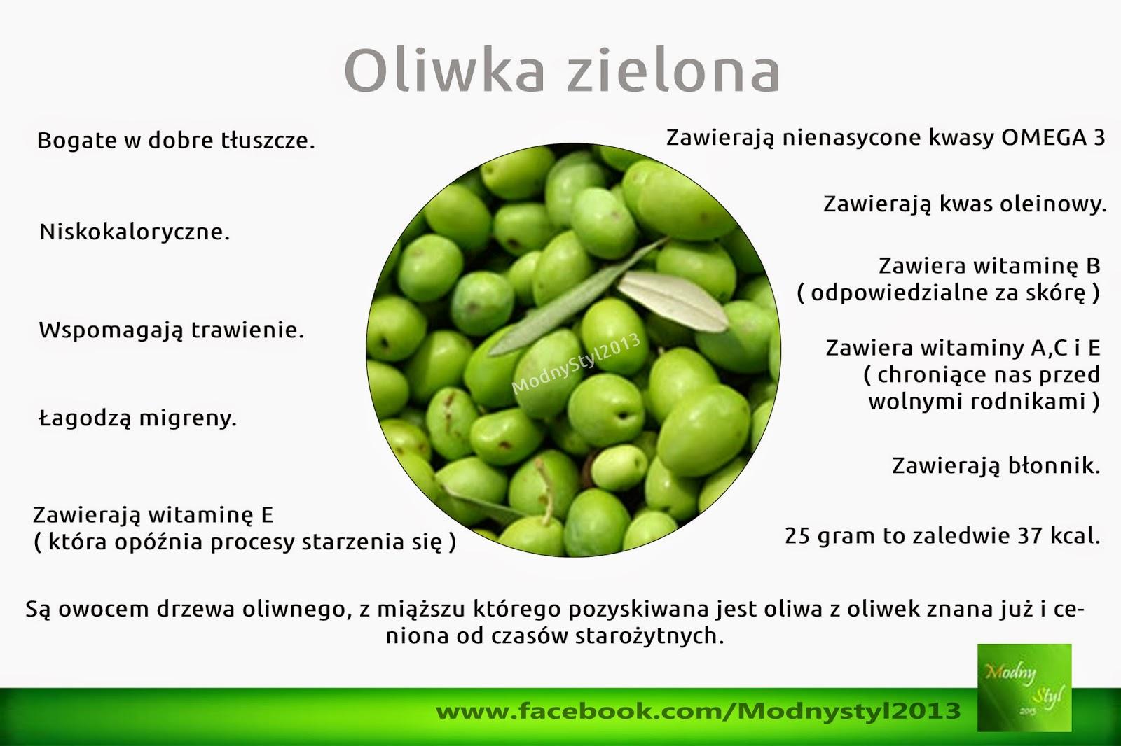 Oliwka zielona