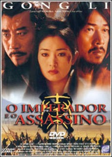 O Imperador e o Assassino –  Dublado –  DVDRip AVI + RMVB
