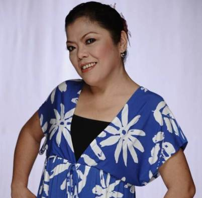 Joy Viado as Lola Paula in 'LUV U'
