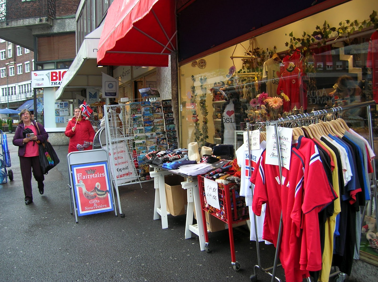 tiendas en oslo, oslo, noruega, vuelta al mundo, round the world, información viajes, consejos, fotos, guía, diario, excursiones