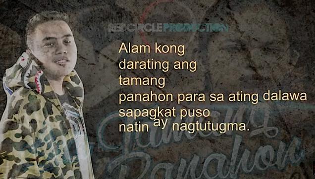 """Sa Tamang Panahon"" ALDUB Fan made Rap/Hip-hop by Still One.Lilcoli.Kritiko Ft. CathyVox"