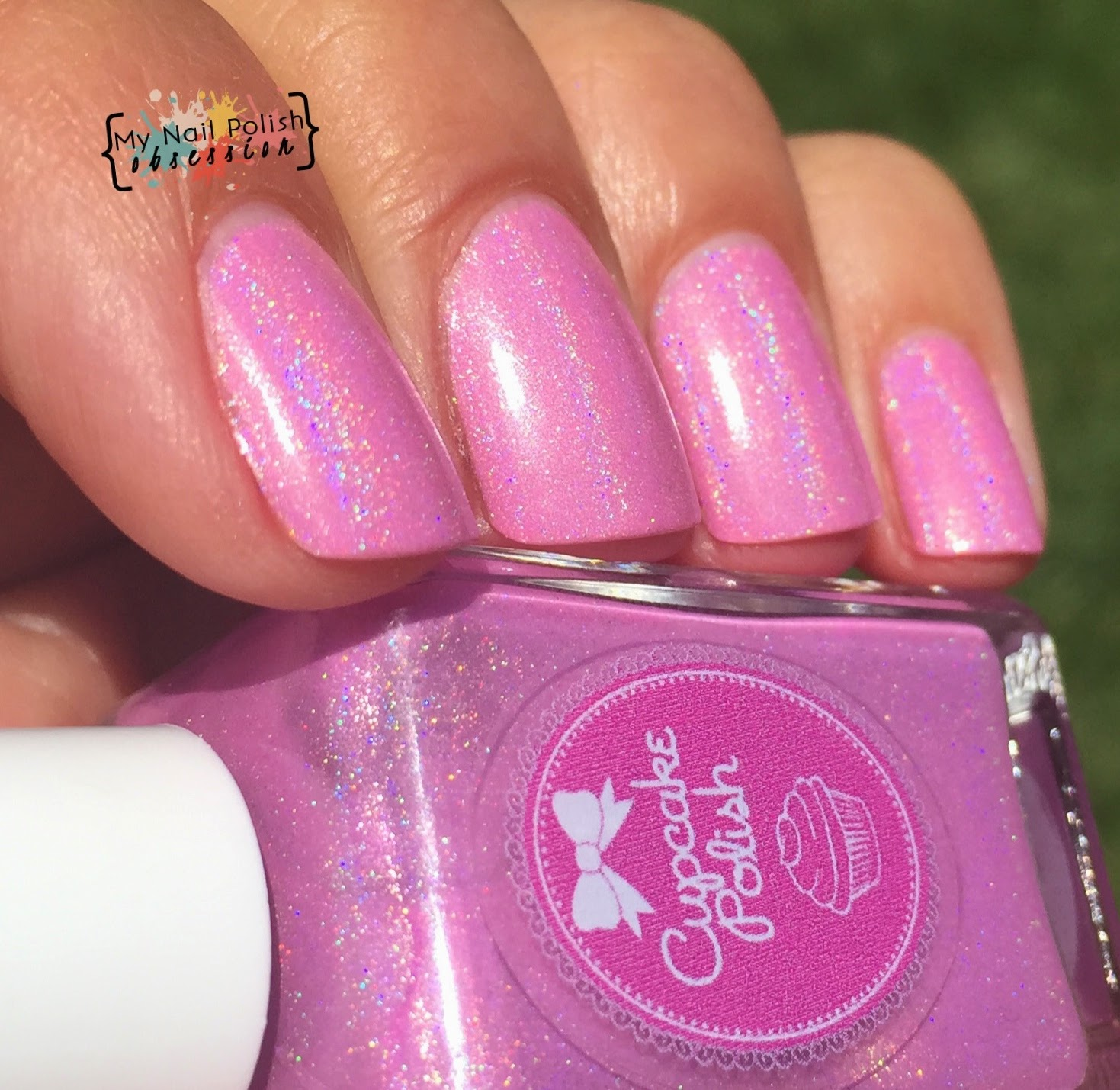 Cupcake Polish Back To The Fuchsia