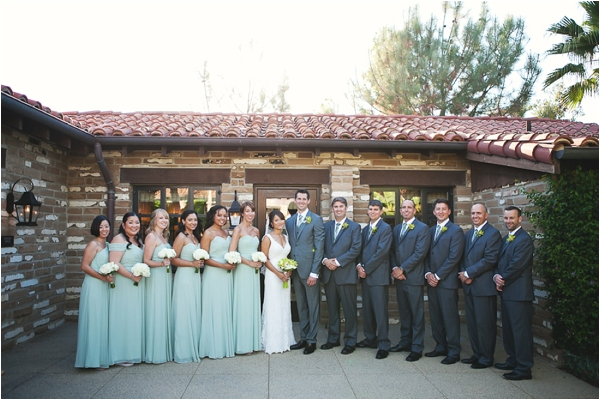 wedding party // photo credit: closer to love photography & design