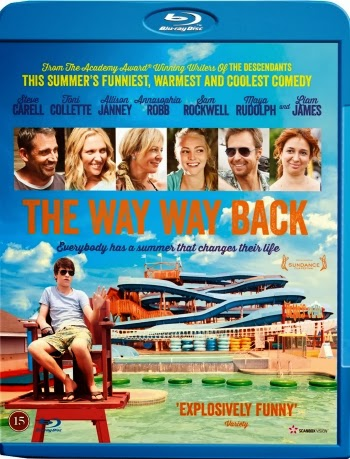 The Way, Way Back 1080p HD Latino Dual