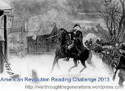 American Revolution Reading Challenge 2013