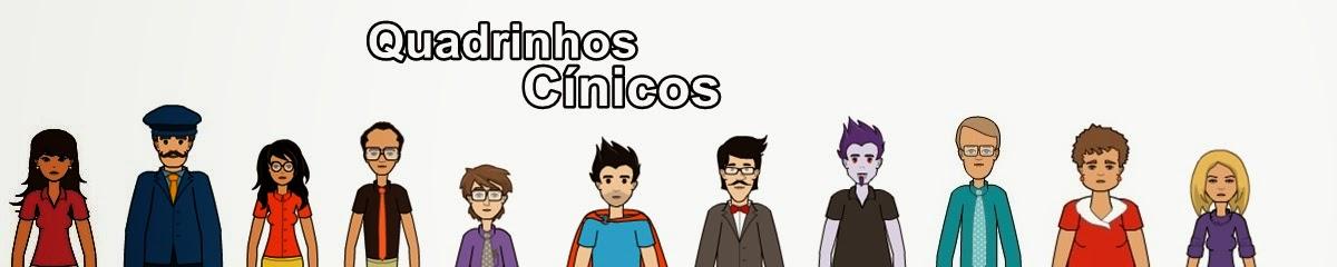 Quadrinhos Cínicos