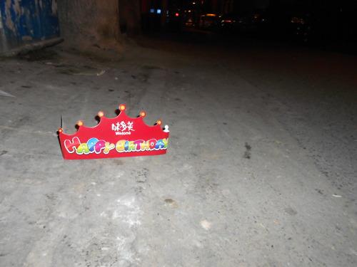 sad stuff on the street