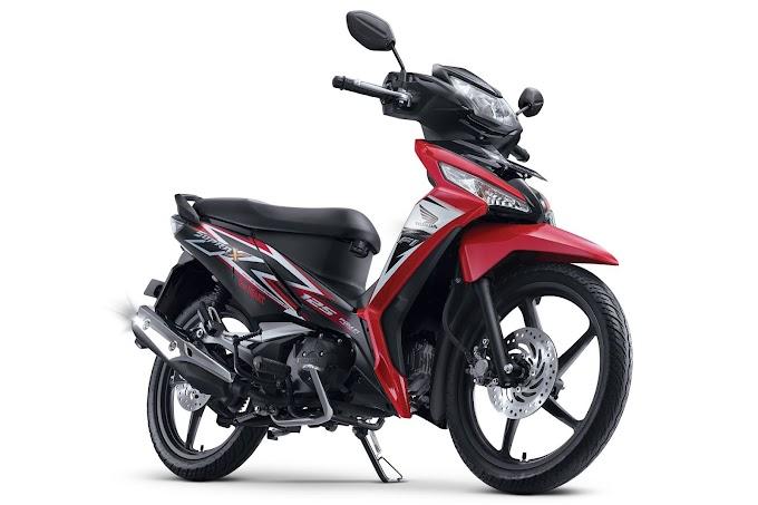 Penjualan Moped Semester 1 2015 - Supra X 125 Masih Raja Bebek