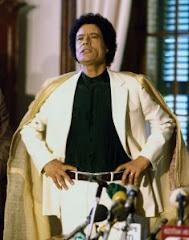 Muammar al-Gaddafis Visionen: Die libysche Rakete