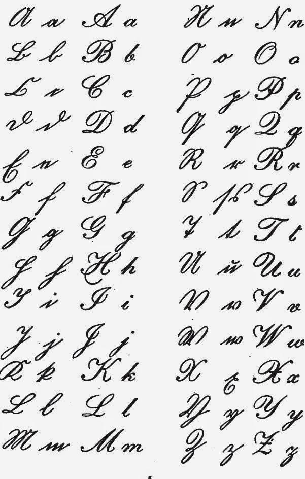 Готический Шрифт На Русском
