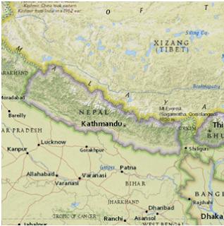 Nepal dan Gempa 2015