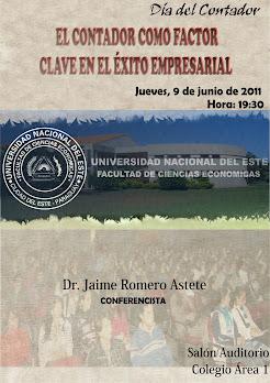 Conferencia Dia del Contador