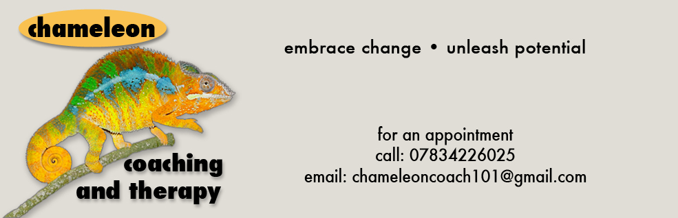 Chameleon Coaching and Therapy - Time for a change