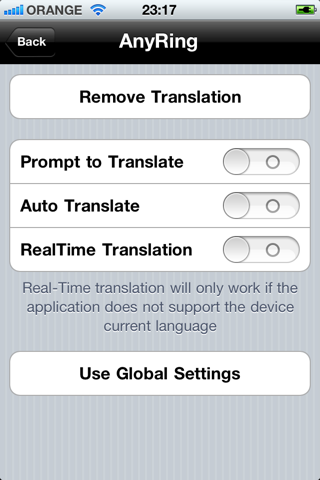 screenshot 2 Auto AppTranslate v1.41